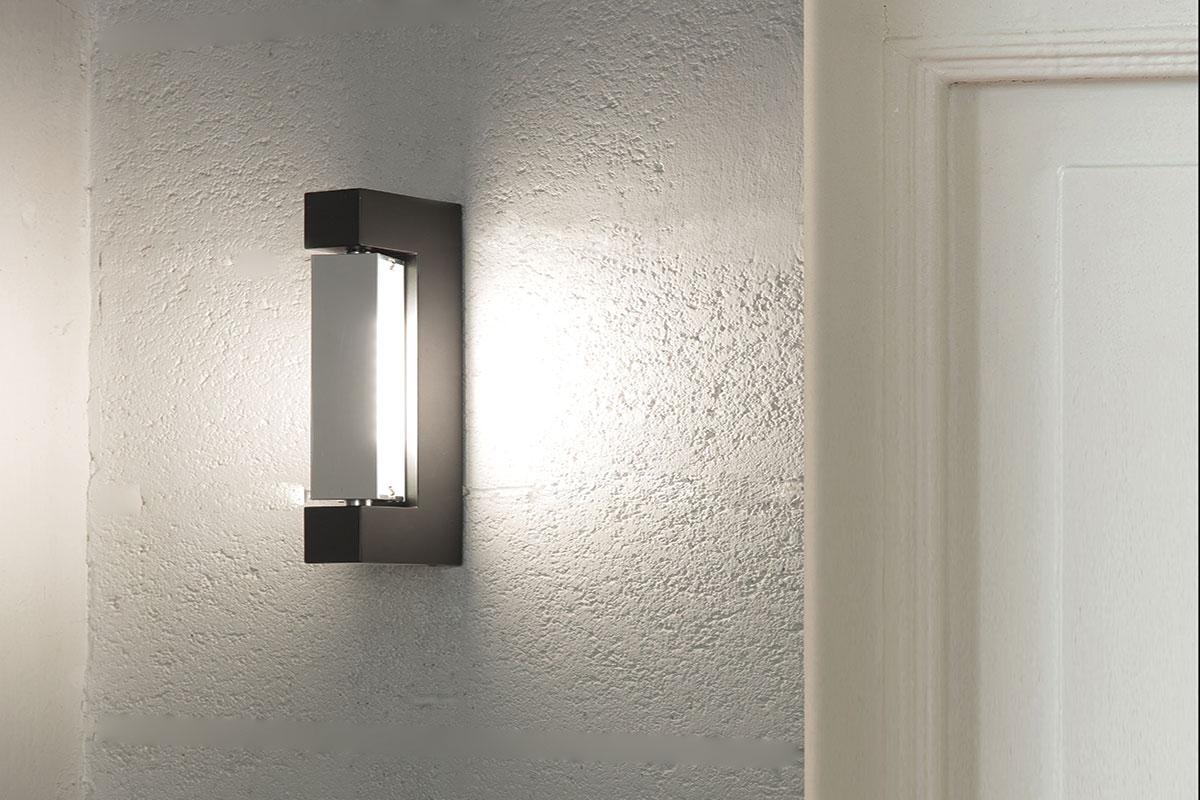 Ara Wall lampada da parete