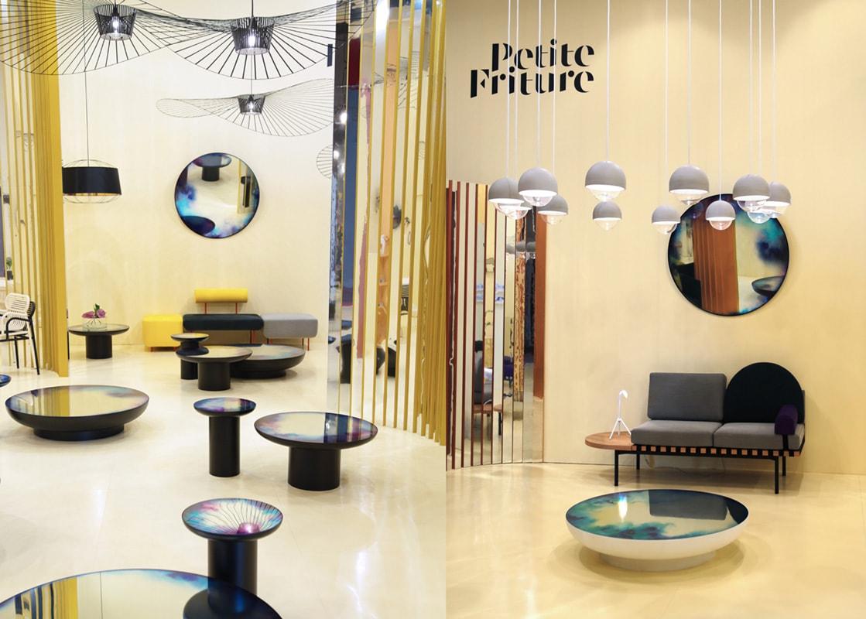 Petite Friture FRANCIS specchio tavolo gallery