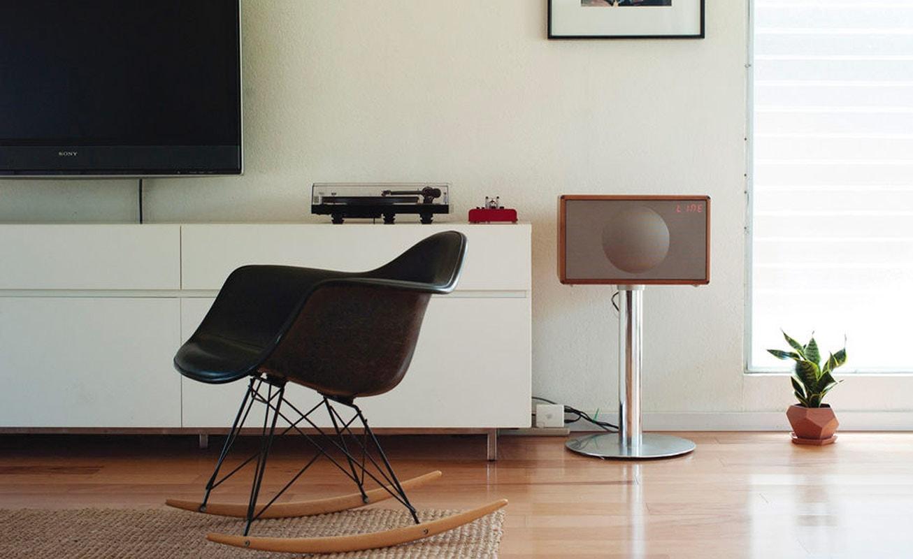 Sedia Dondolo Eames.Vitra Eames Plastic Armchair Rar Sedia A Dondolo Della