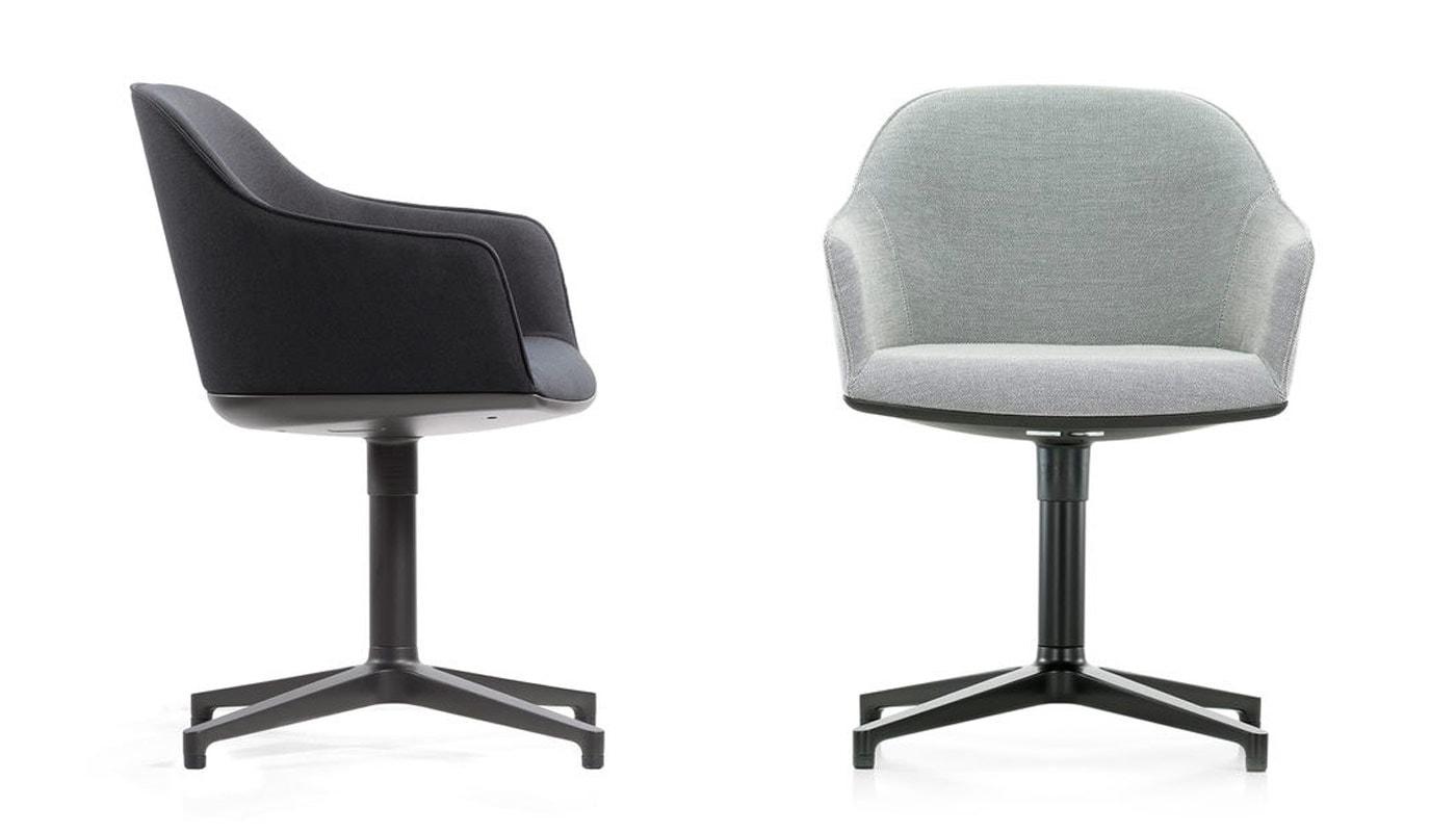 Softshell Chair poltroncina Vitra