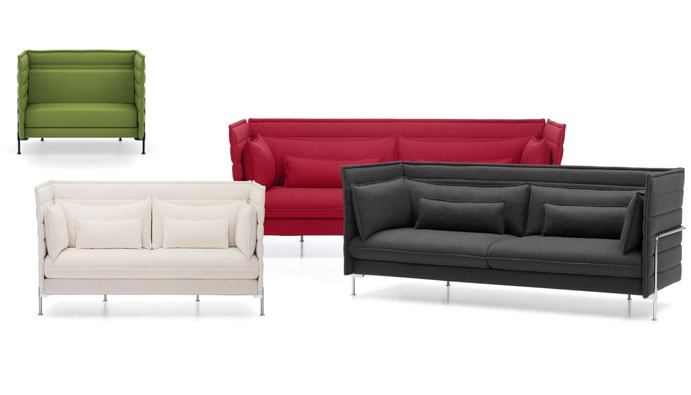VITRA Alcove Sofa vari modelli gallery
