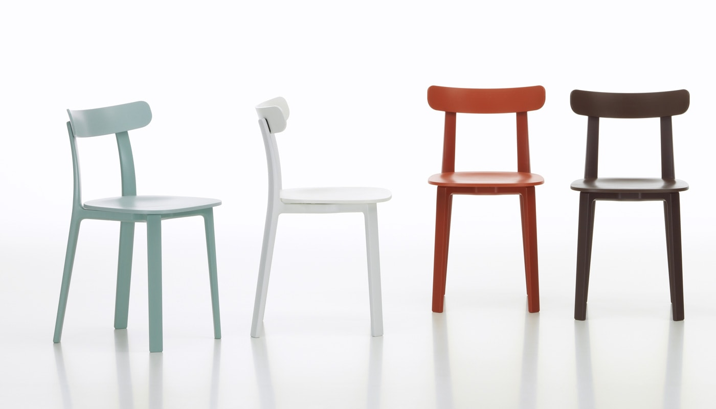 VITRA All Plastic sedia gallery 4
