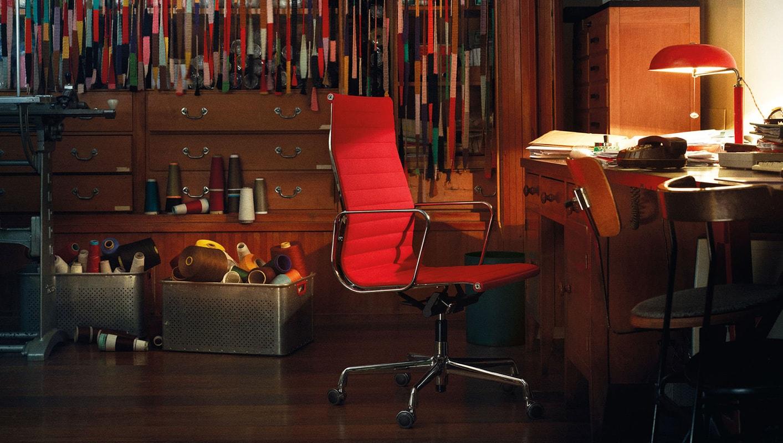 VITRA Aluminium Chairs 119 seduta direzionale gallery2