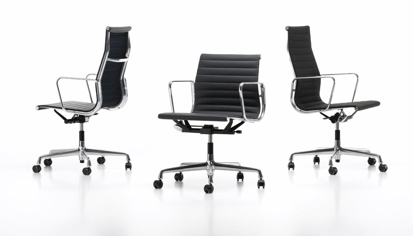 VITRA Aluminium Chairs 119 sedute gallery3
