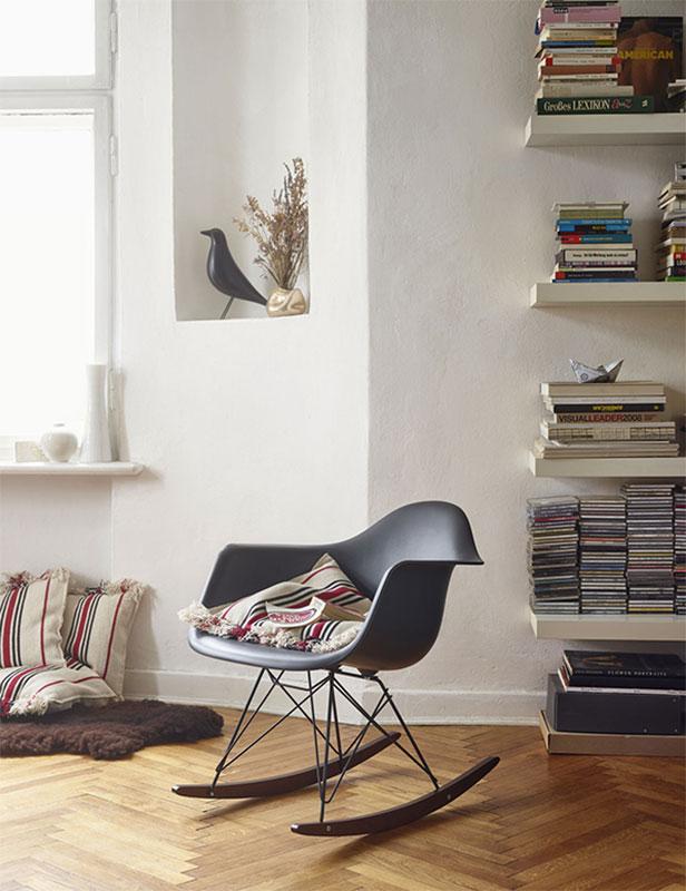 VITRA Eames rar armchair gallery