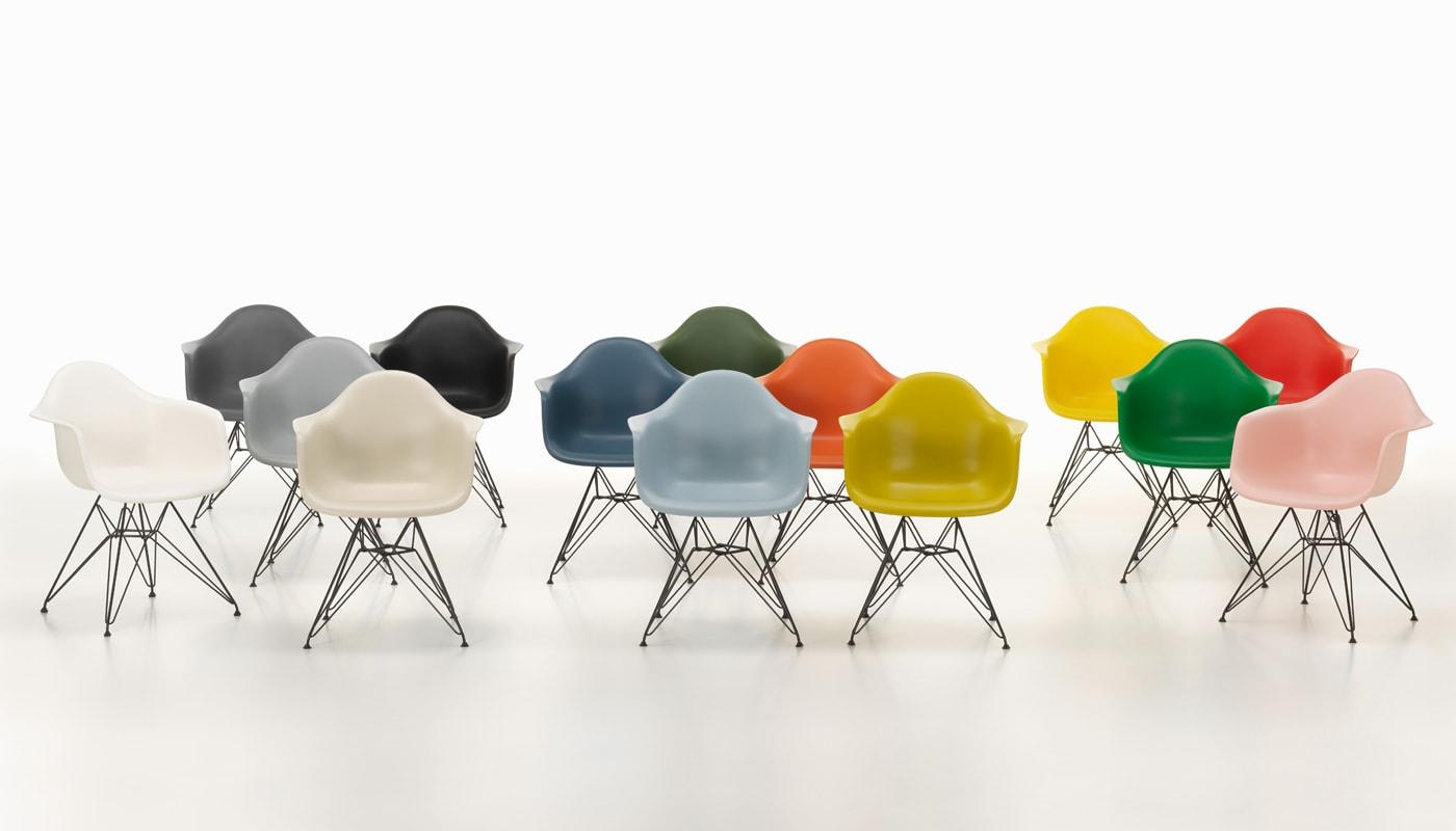 VITRA Eames Plastic Armchair gallery