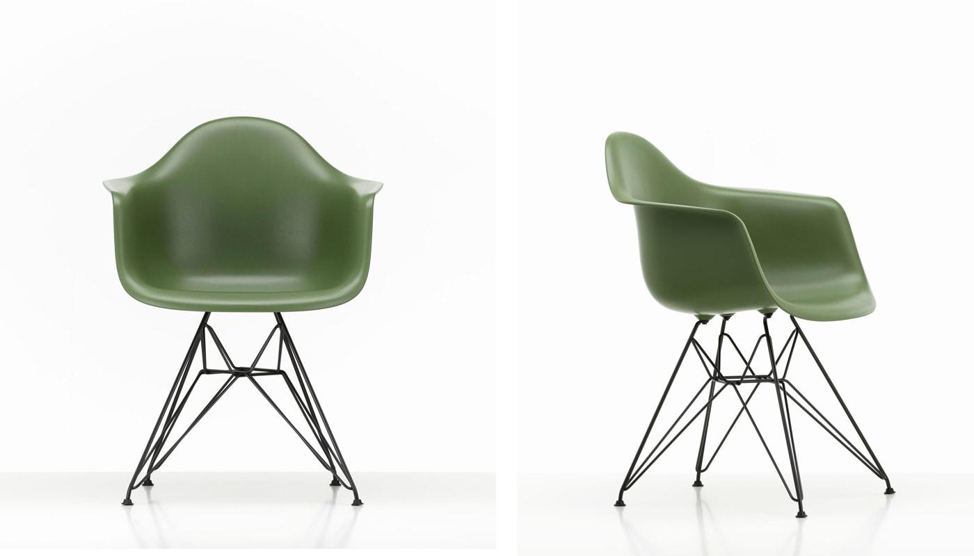 VITRA Eames Plastic Armchair gallery 3
