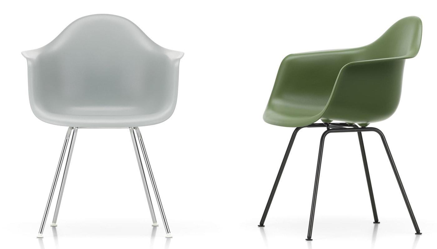 VITRA Eames Plastic Armchair DAX gallery 4