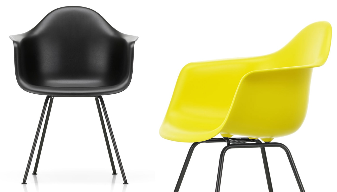 VITRA Eames Plastic Armchair DAX gallery 3