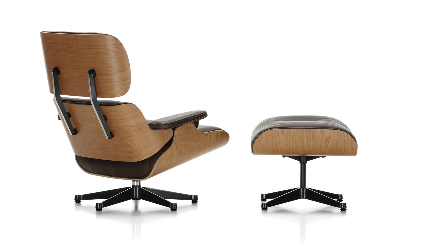VITRA Lounge Chair Ottoman gallery 10
