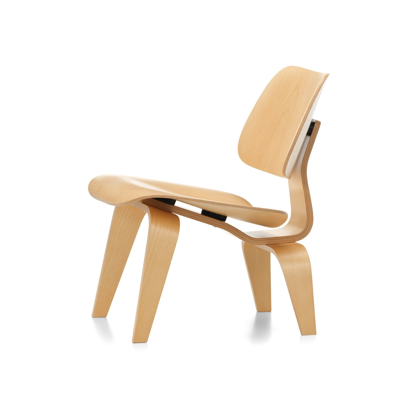 VITRA Plywood LCW lounge