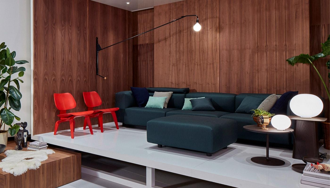 VITRA Plywood LCW lounge Potence lampada gallery5