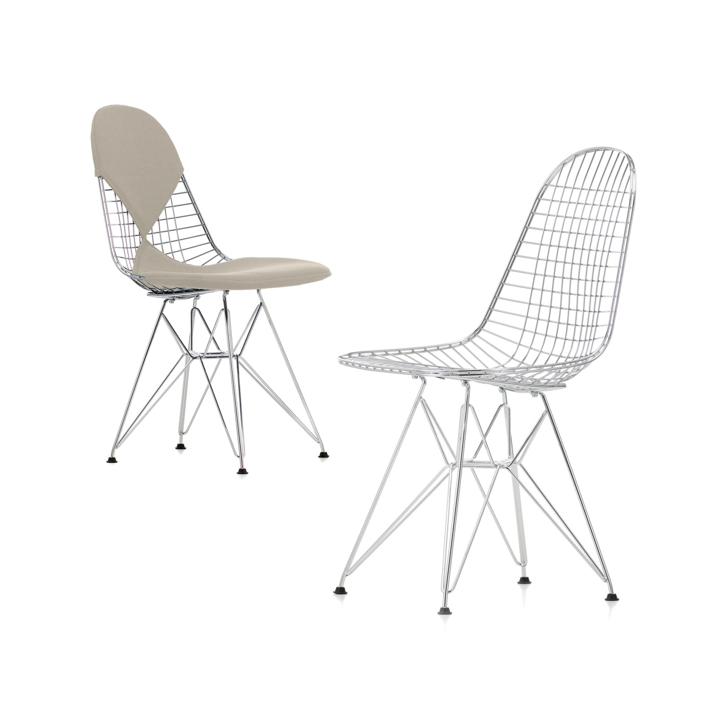 VITRA WIRE chair DKR seduta