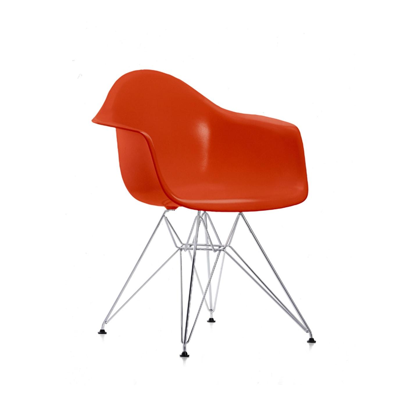 Eames Plastic Armchair DAR poltroncina