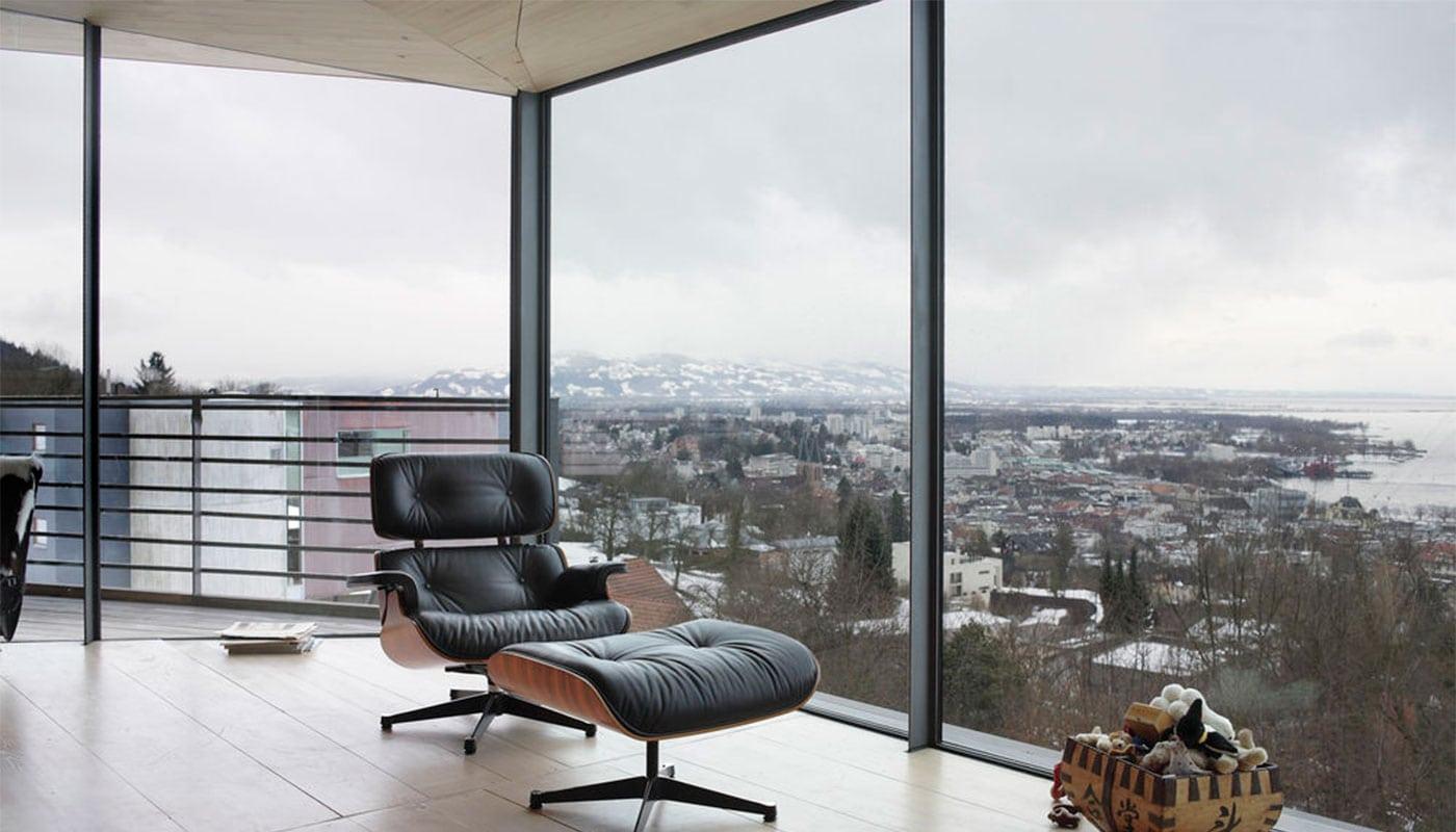 VT lounge chair poltrona 8