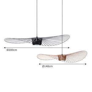 Petite Friture Vertigo lampada a sospensione