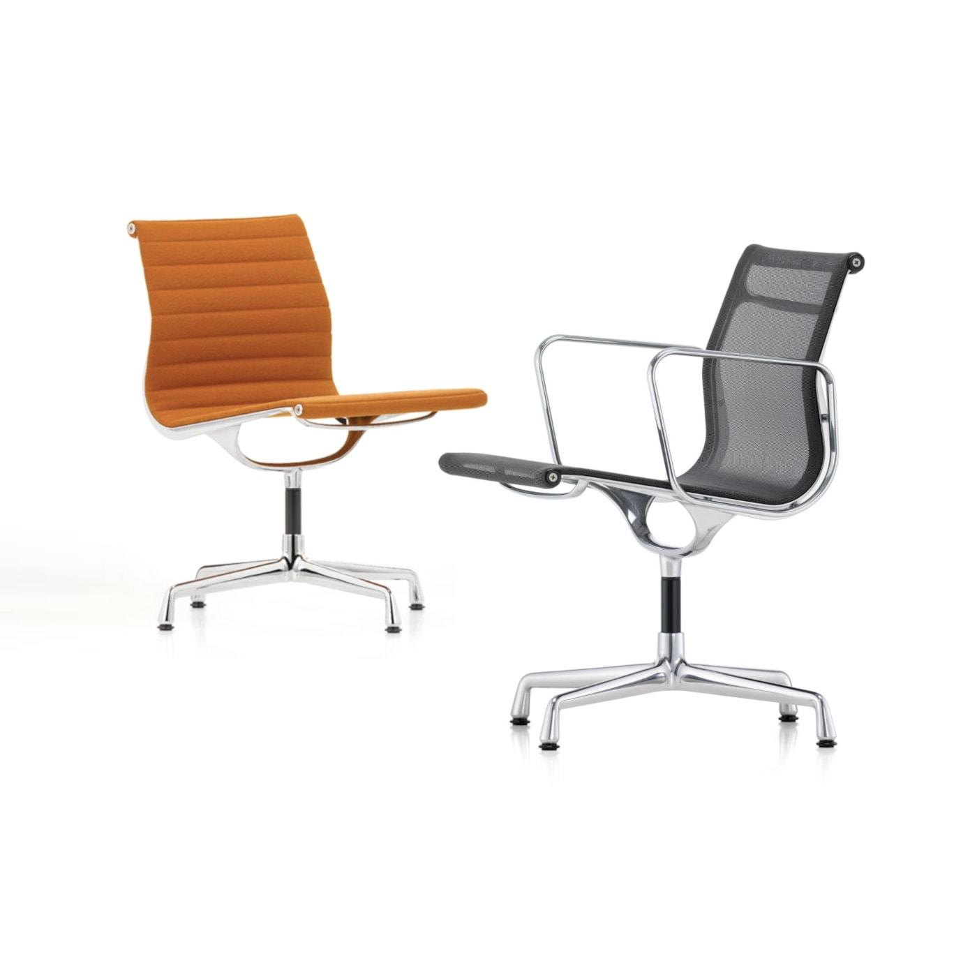 Vitra Aluminium Chairs-EA - 105 - 107 - 108 - vendita online