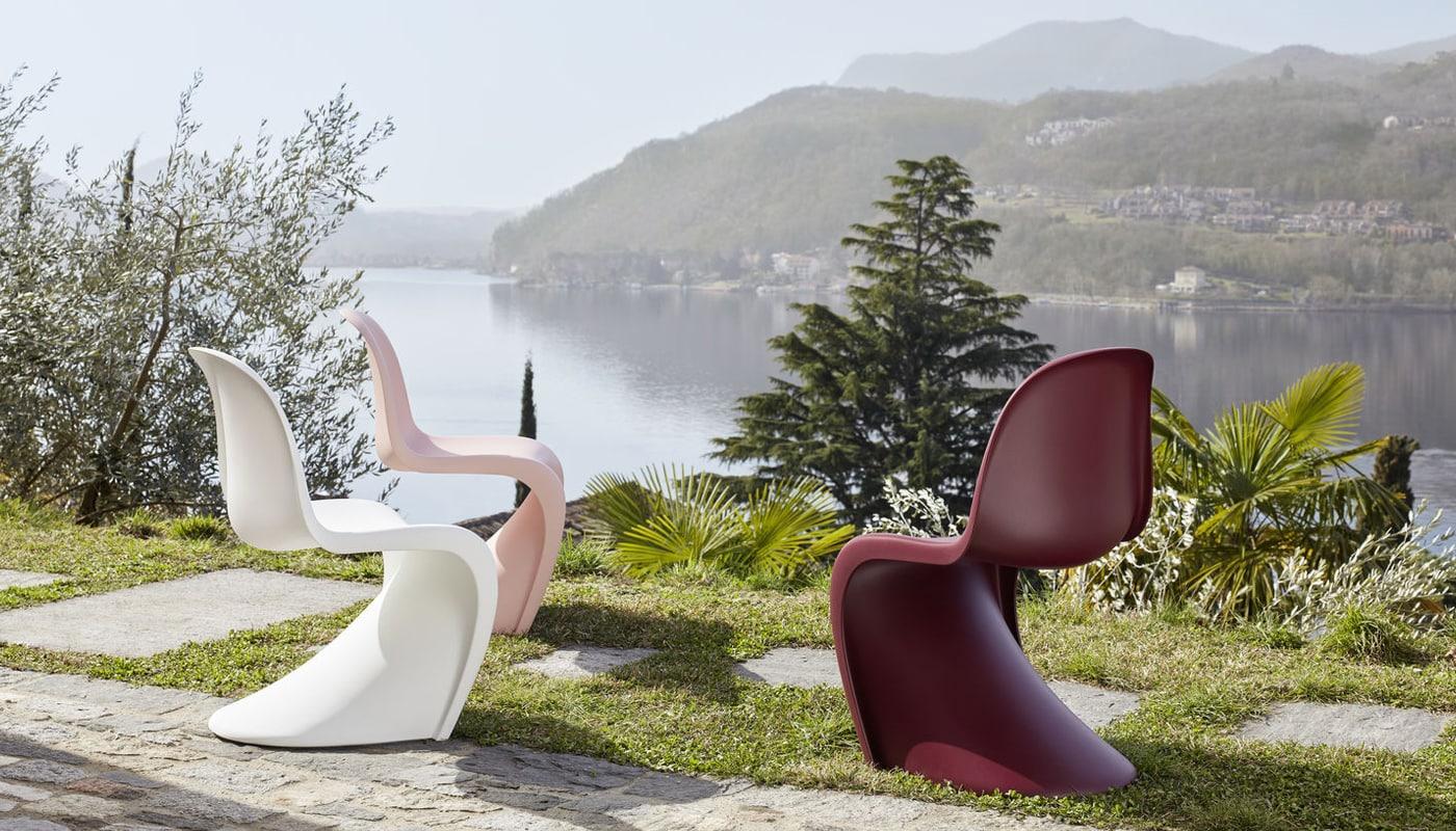 Vitra Panton chair outdoor - gallery