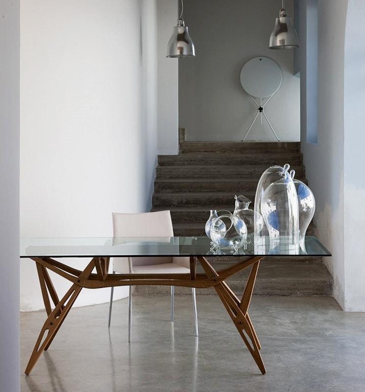 ZANOTTA Reale tavolo gallery