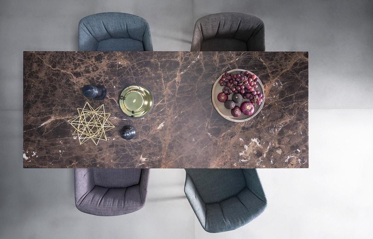 ZANOTTA Reale tavolo marmo