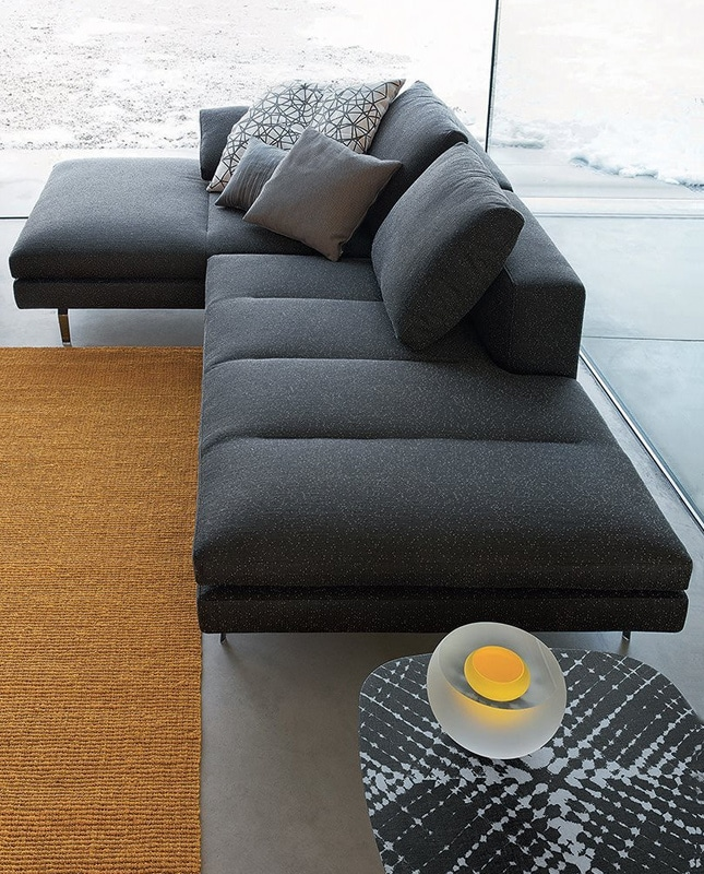 Zanotta Bruce divano modulare gallery