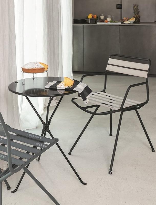 Zanotta Cumano tavolino pieghevole - gallery