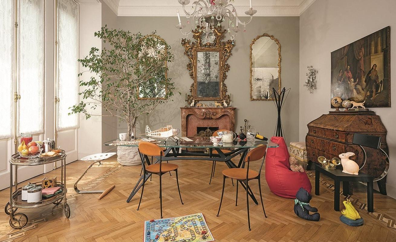 Zanotta: Tonietta, Mezzadro, Sacco - gallery