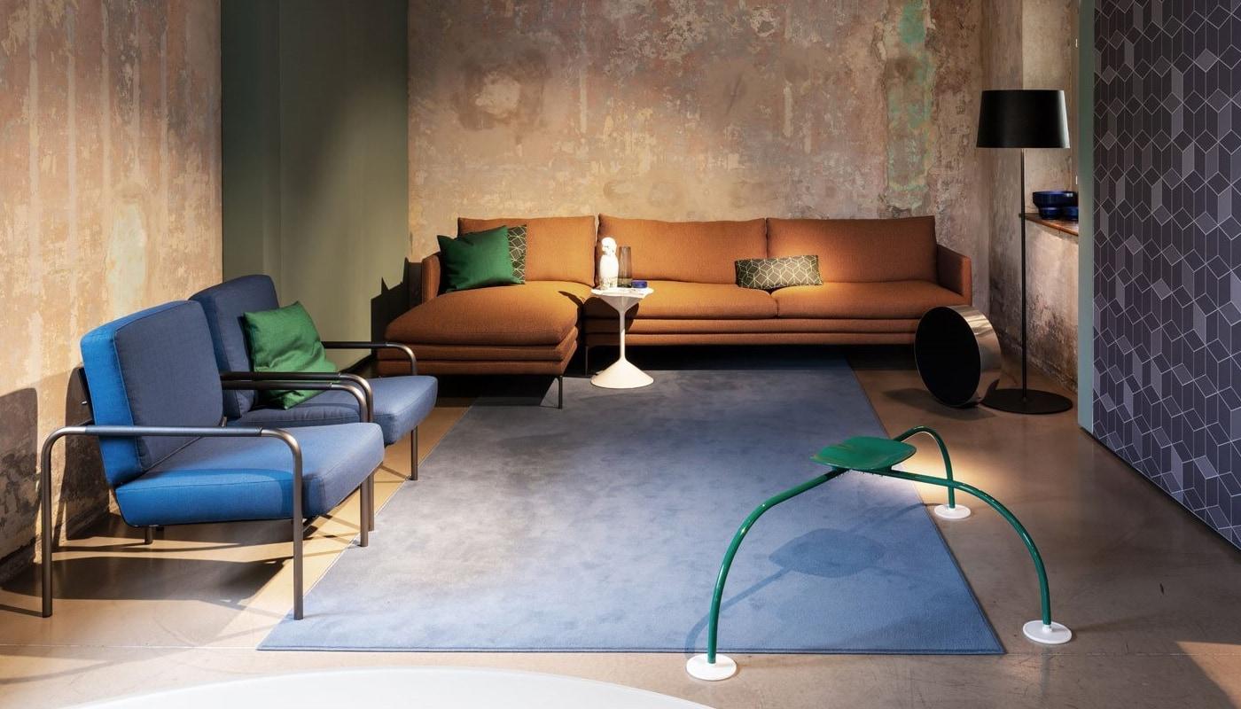 Zanotta William divano - Allunaggio - gallery
