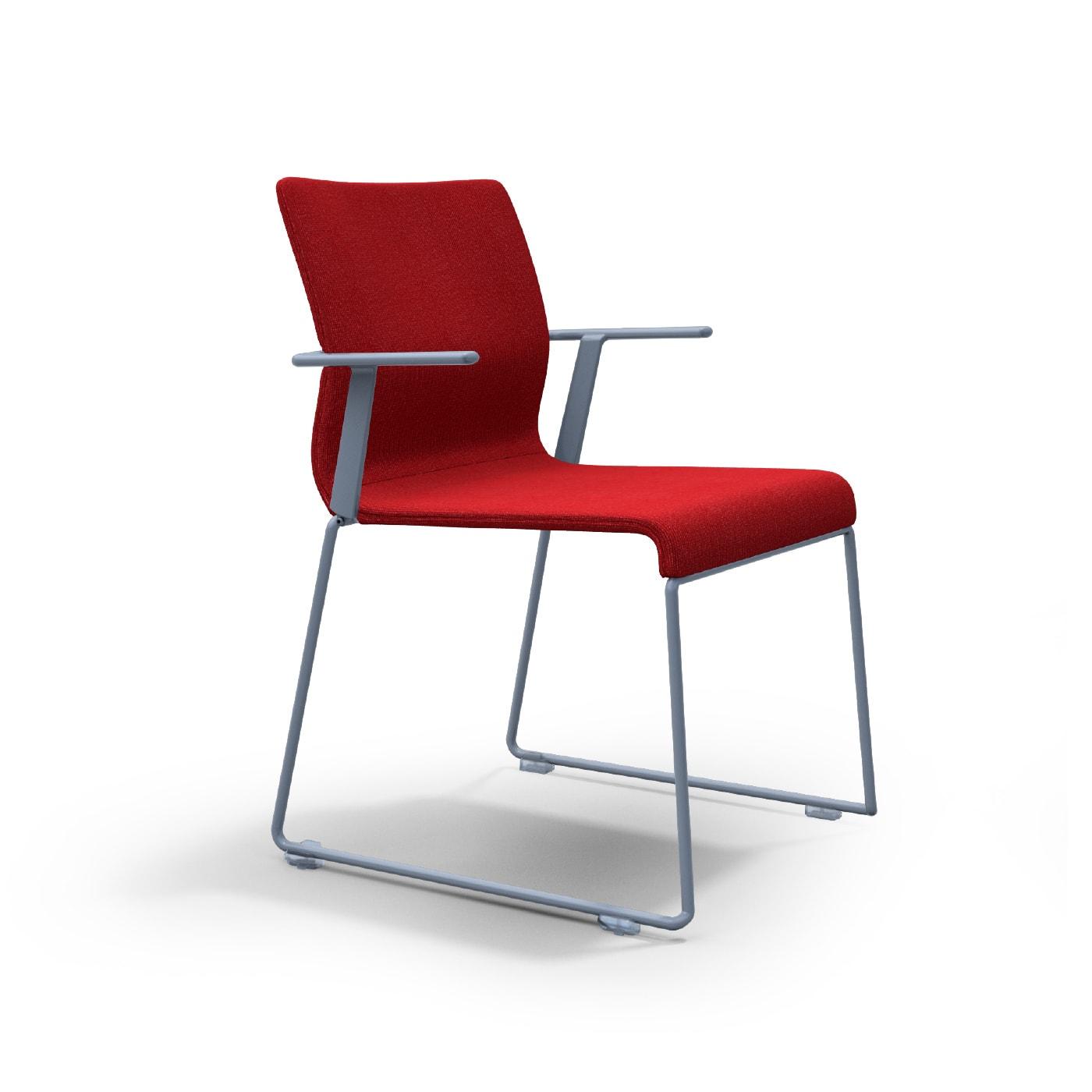 Stick Chair ETK Skid seduta riunione e ospiti