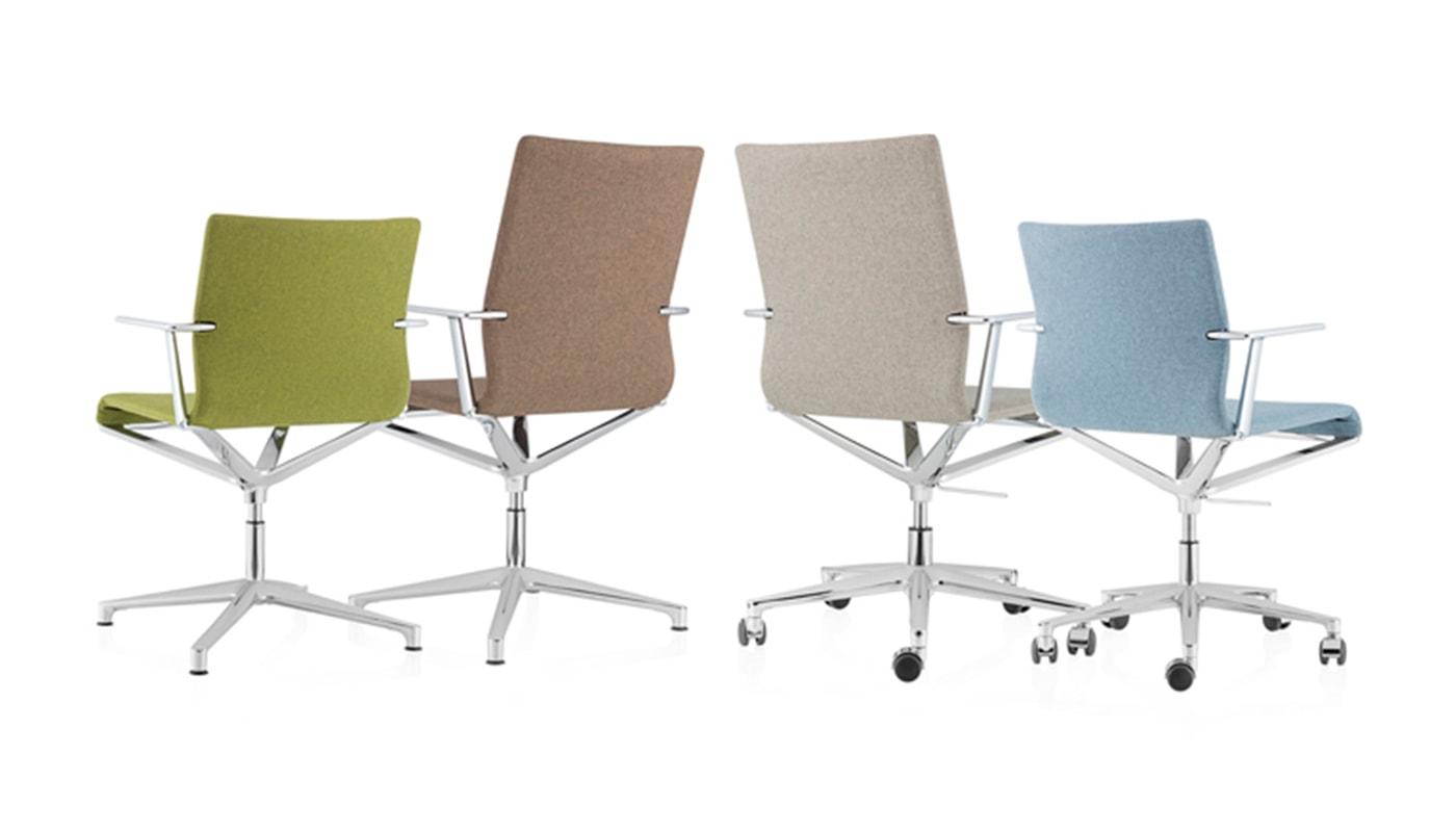 Stick Chair ETK 4-5 Star seduta riunione