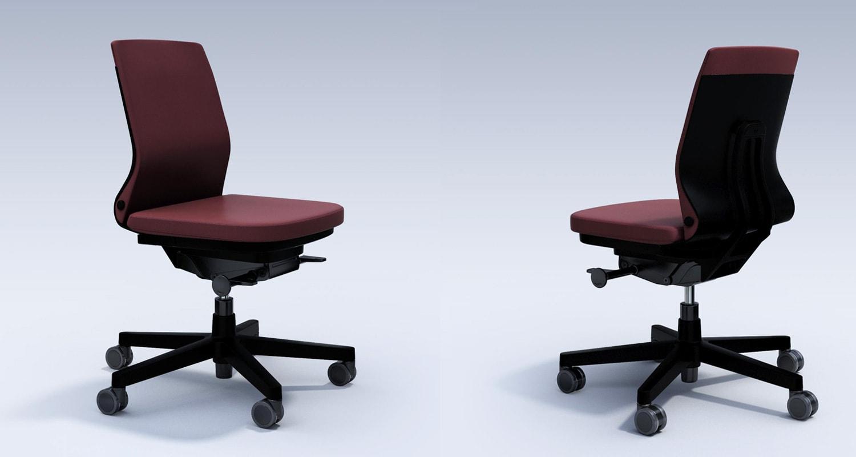 ICF Pyla Chair poltrona ufficio gallery 4