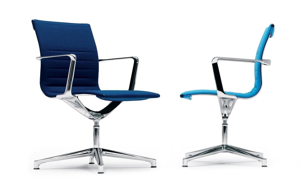 ICF Una Chair Management Schienale Basso UNA gallery 1