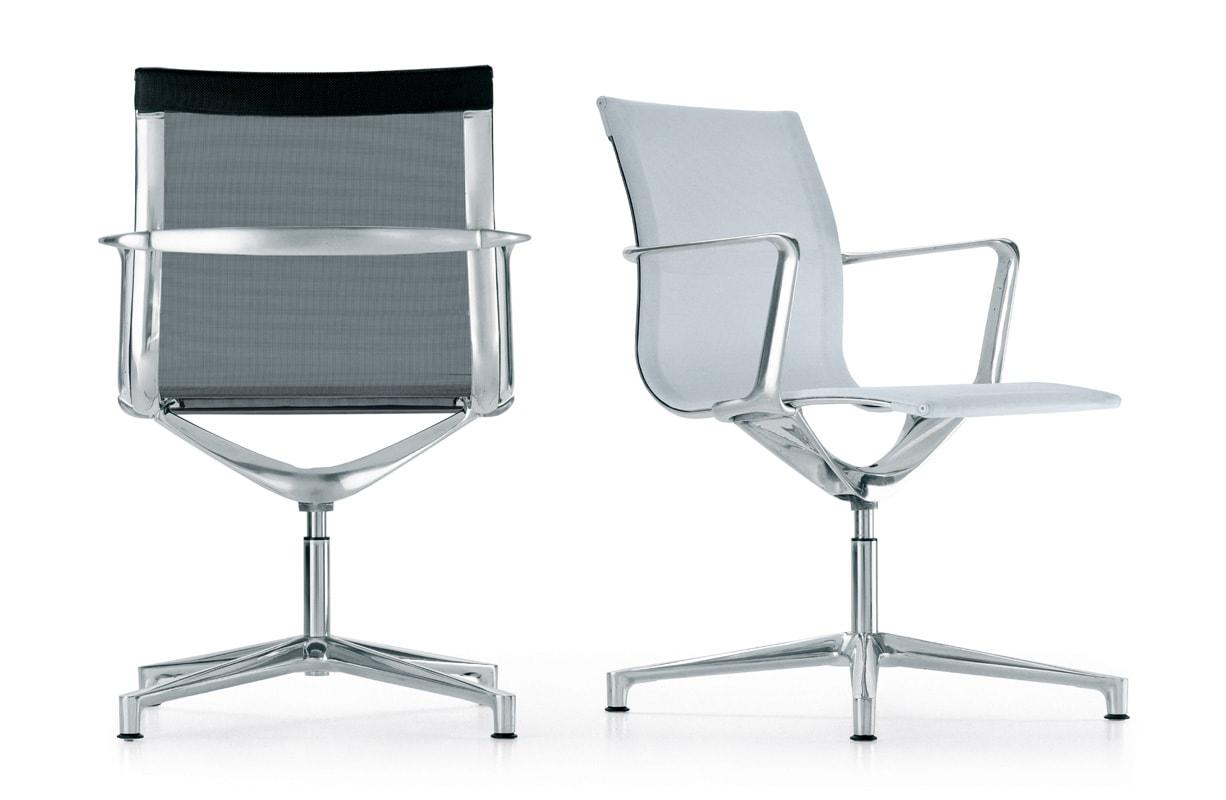 ICF Una Chair Management Schienale Basso UNA gallery 3