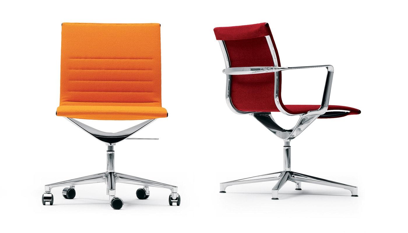 ICF Una Chair Management Schienale Basso UNA gallery 4