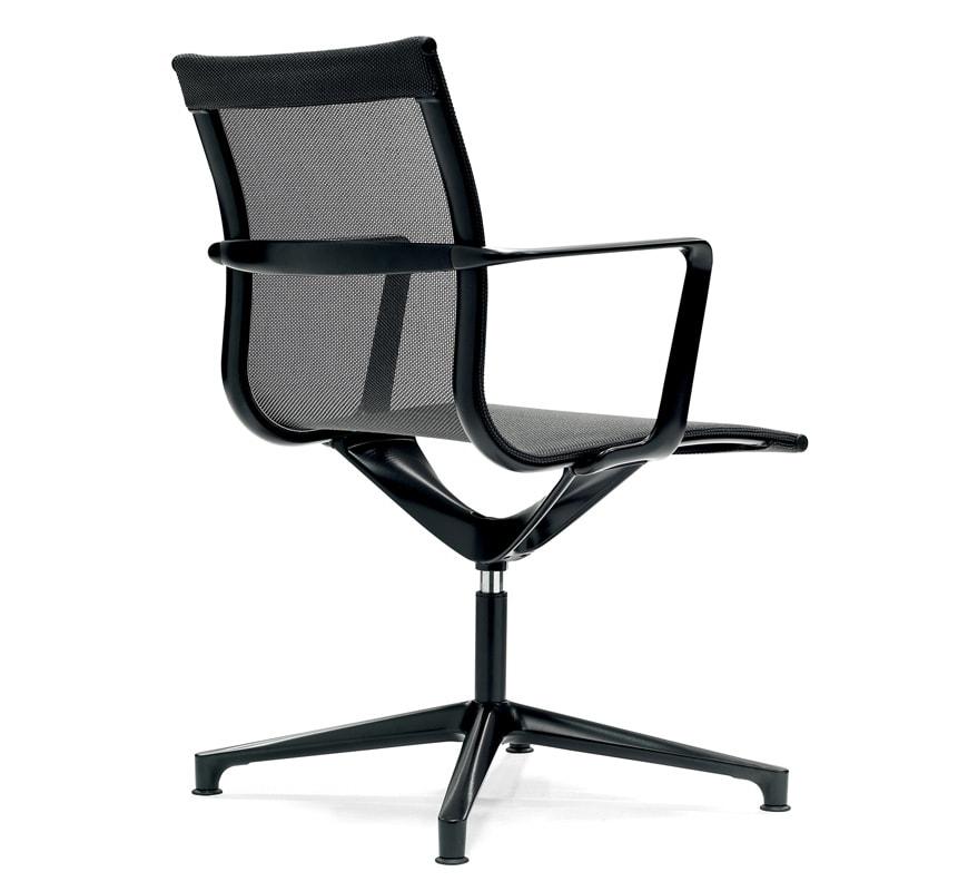 ICF Una Chair Management Schienale Basso UNA gallery 6