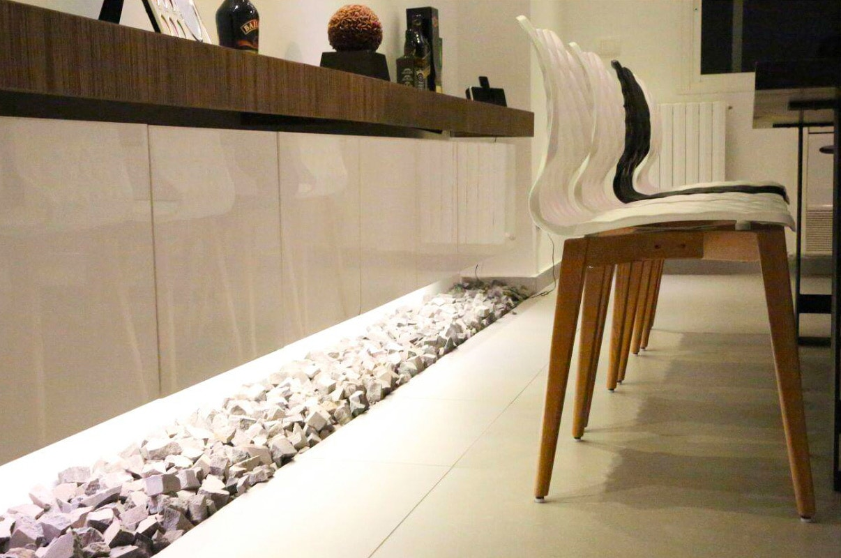 METALMOBIL UNI Sedia 4 gambe Legno gallery 3