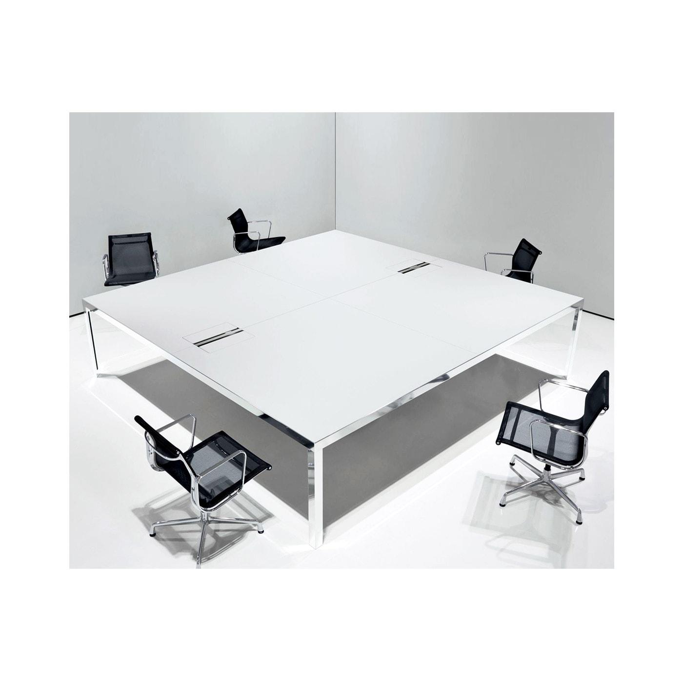 UNIFOR Naos System tavolo riunione