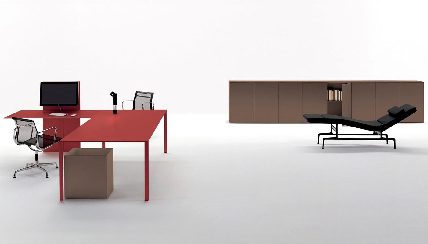 Unifor LessLess color tavolo contenitori - vendita online - gallery