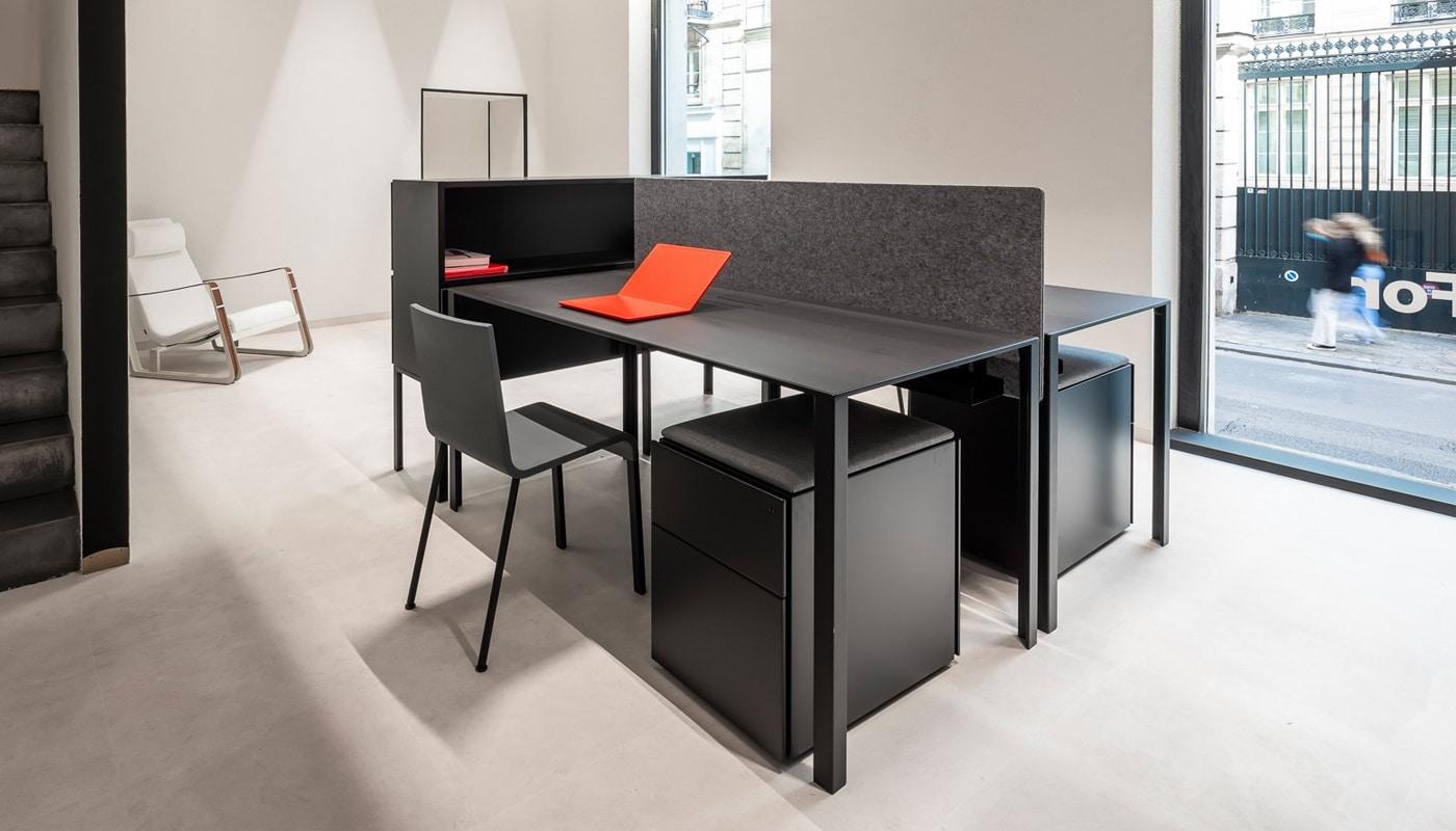 Unifor LessvLess tavolo vendita online - gallery2