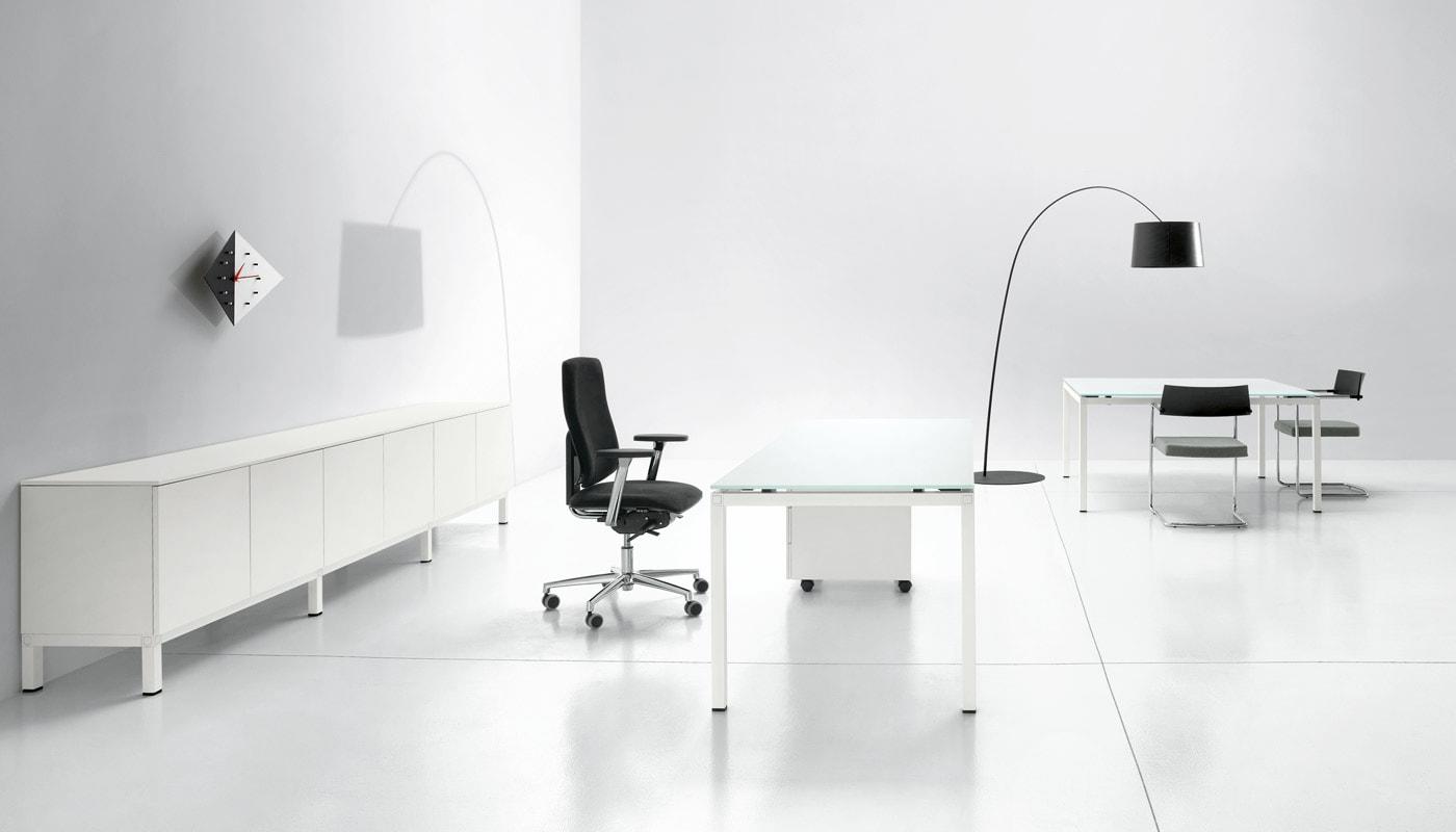Della Chiara BigBox direzionale tavolo gallery6