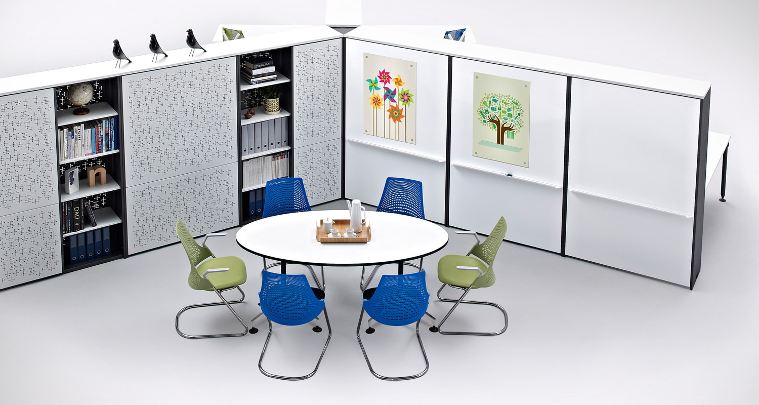 Herman Miller Sayl riunione cantilever gallery