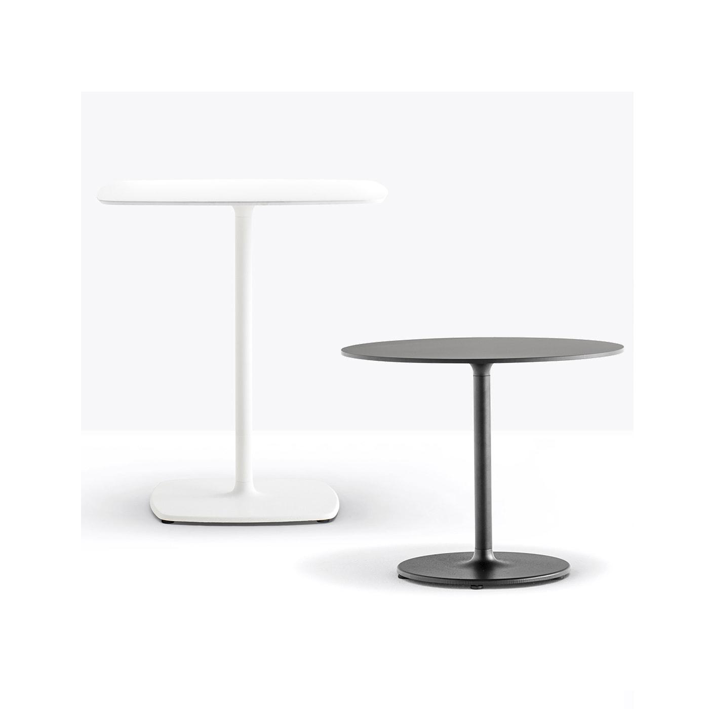 Pedrali Stylus tavolo ghisa acciaio - vendita online
