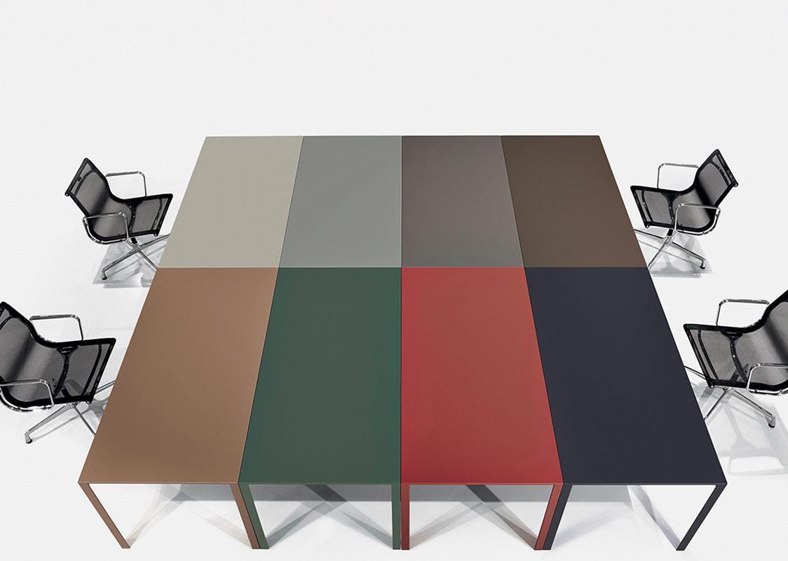 UNIFOR Less Less Color Tavolo gallery3
