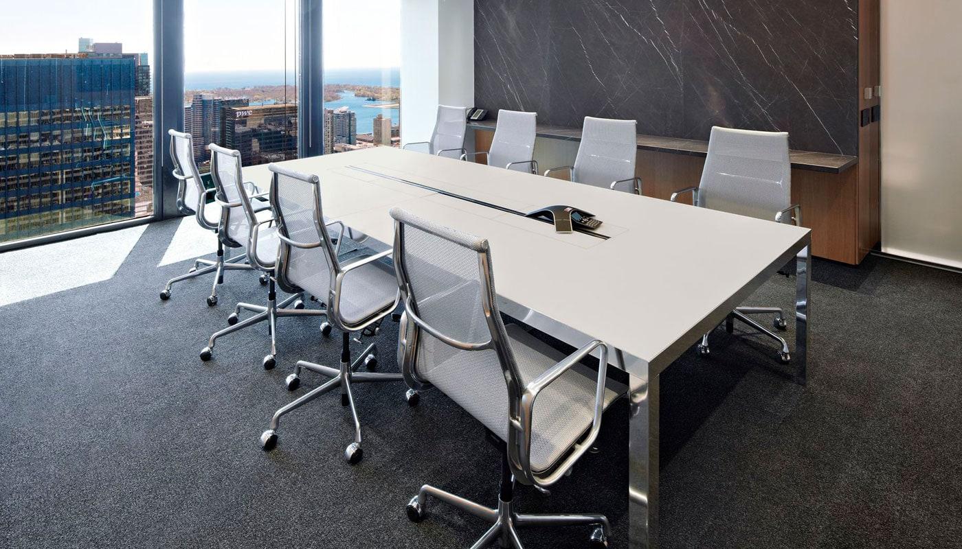 UniFor Naòs System tavolo riunione - Della Chiara store