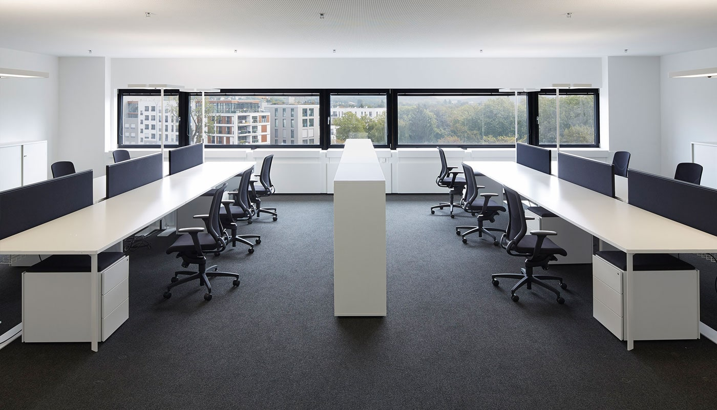 Mensole Per Ufficio : Unifor flipper scrivania bench della chiara