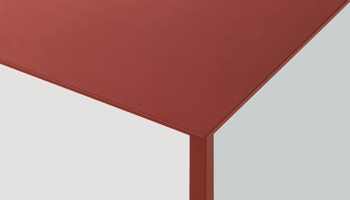Unifor Lessless color scrivania dettaglio - shop online