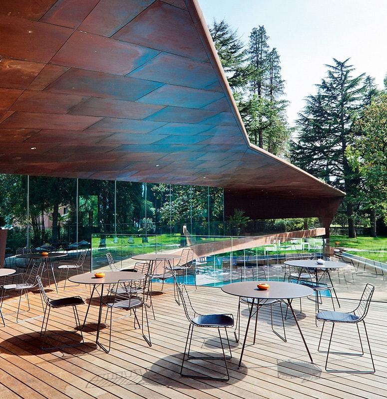 ARPER Leaf seduta outdoor gallery 3