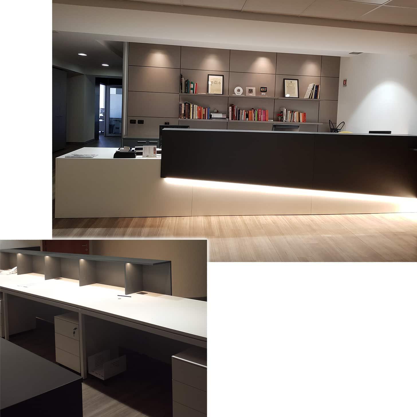 produzione mobili ufficio di design della chiara