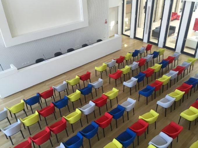 Ufficio Progetti Architetti Associati : Realizzazioni della chiara