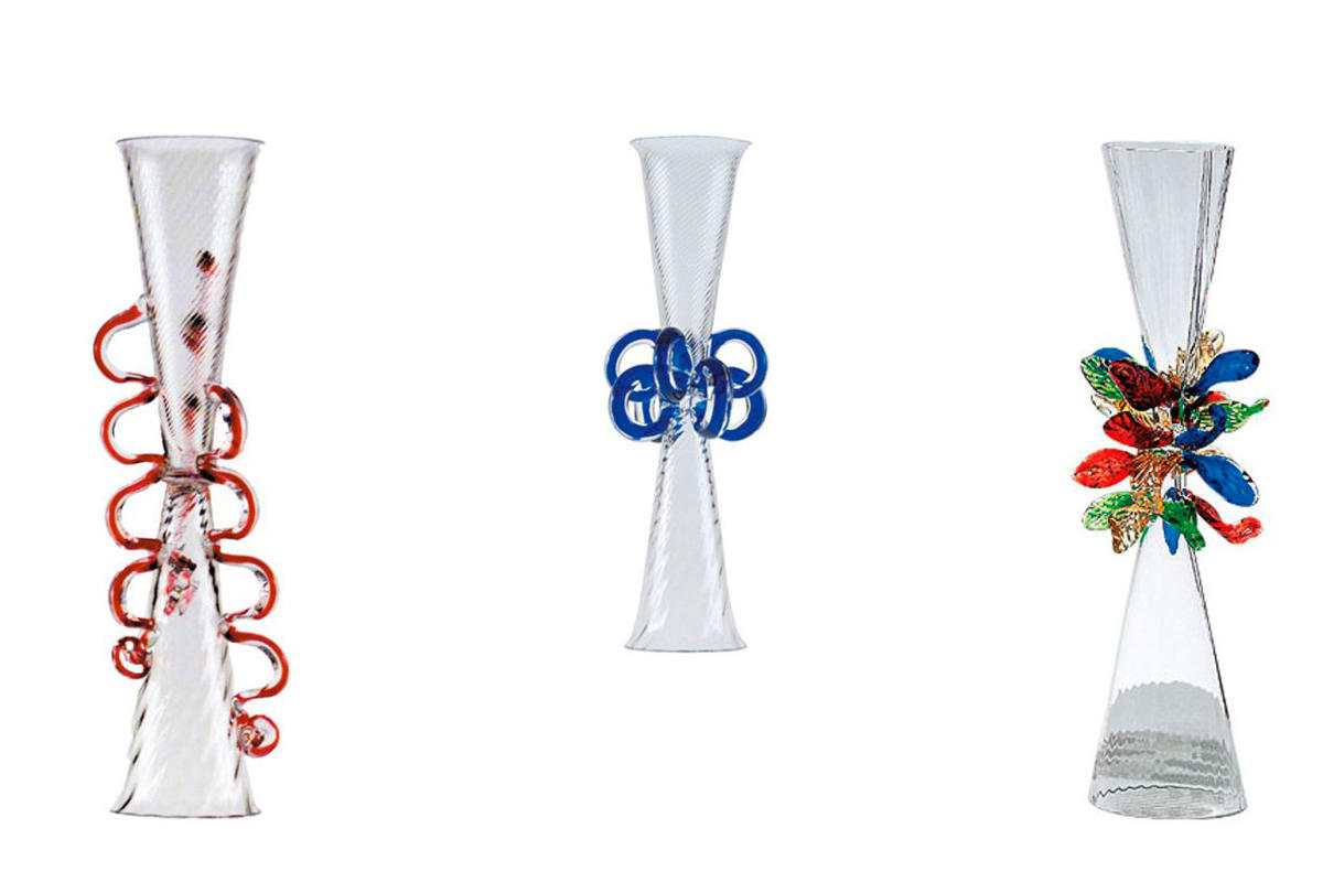 Bicchieri da collezione Bagatti Valsecchi, Bibi I e Marina